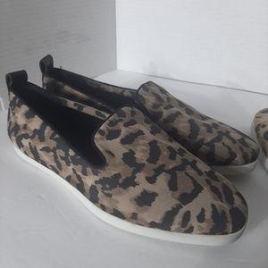 Louise Et Cie Brenice leopard flats 7.5/38
